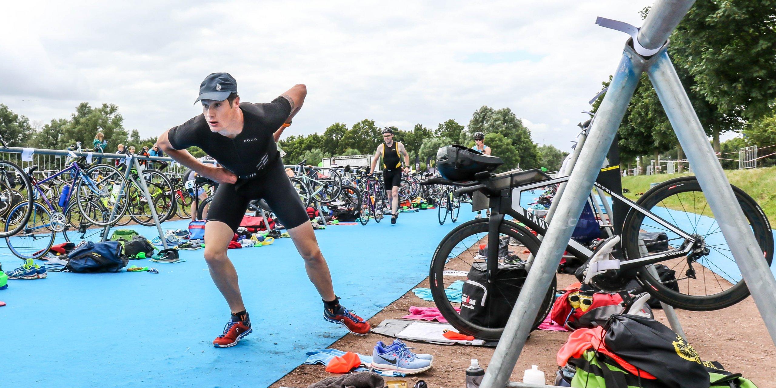 winnaar triathlon