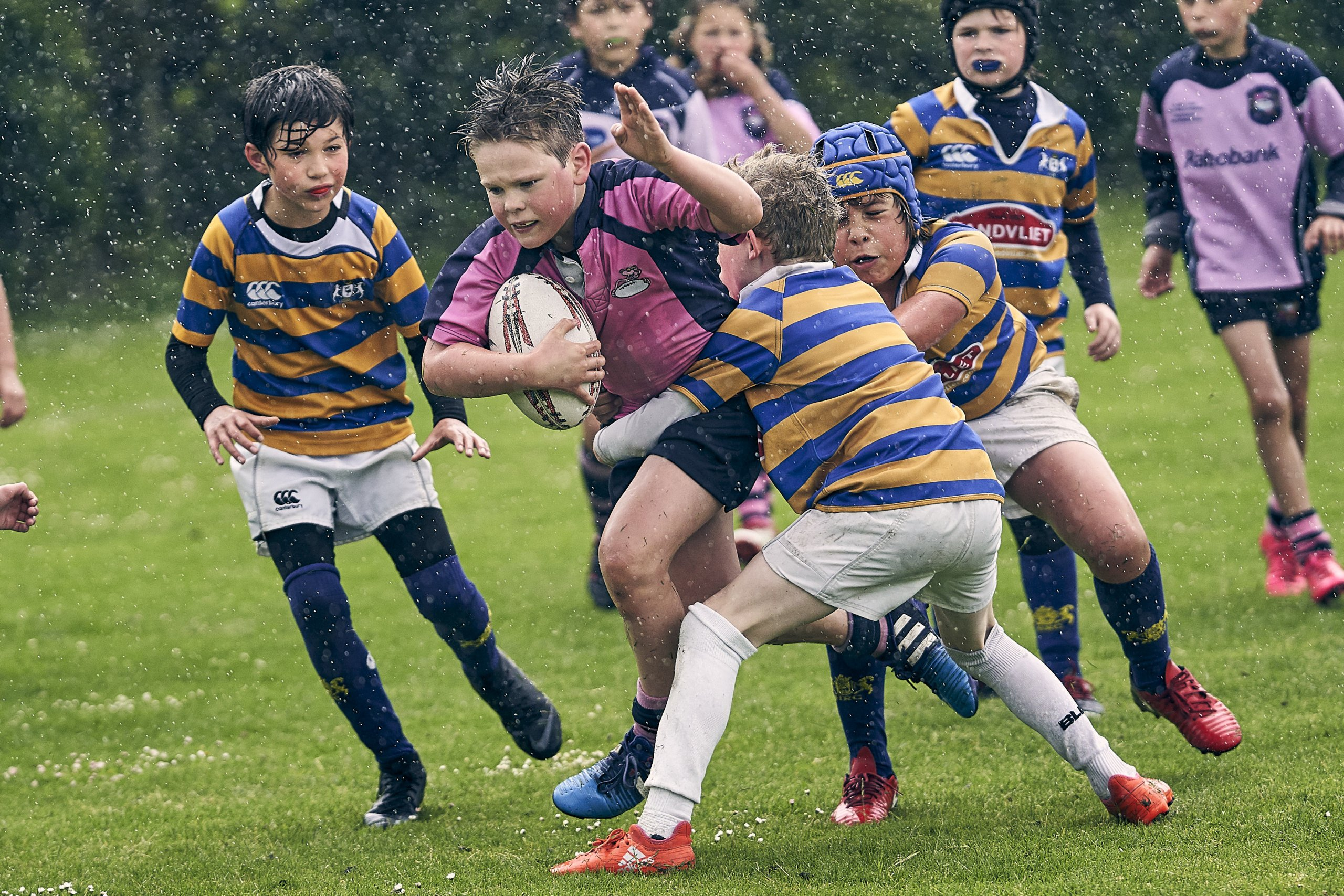 domcity rugby toernooi