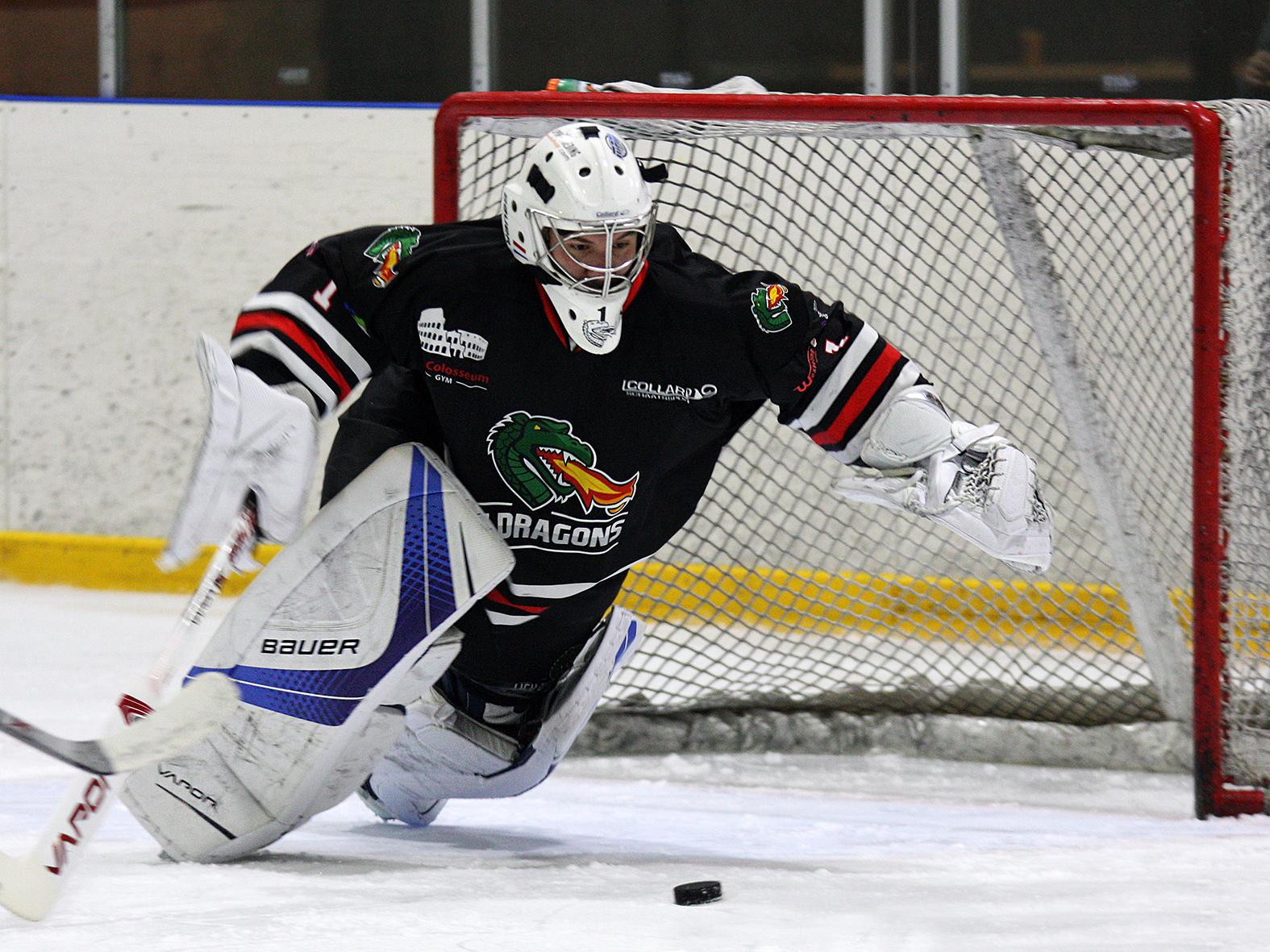 goalkeeper ijshockey